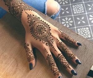 beautiful, hand, and Tattoos image