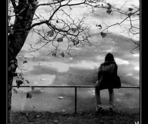 Abandono, triste, and extranar image