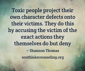 abuse, toxic, and narcissist image