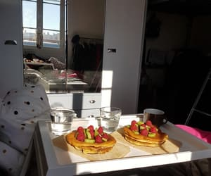 breakfast, healthy, and light image