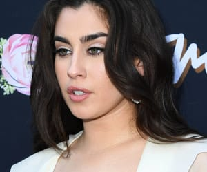 celebrity, singer, and lauren jauregui image