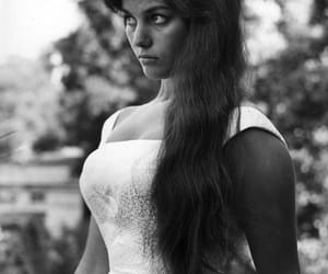 1950s, claudia cardinale, and fashion image