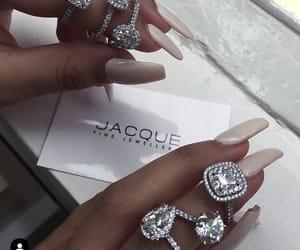 diamonds, luxury, and goals image