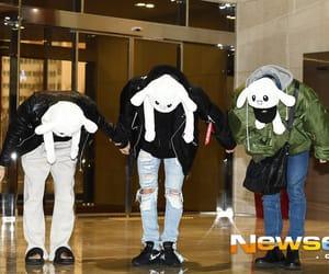 fashion, 방탄소년단, and suga image