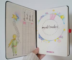 creative, journaling, and bujo image