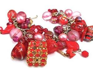 etsy, chain bracelet, and vintage bracelet image