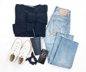 converse, fashion, and goals image