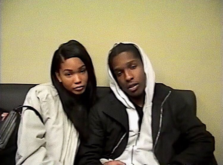 couple and asap rocky image