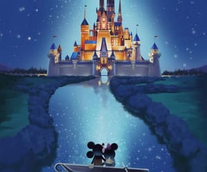 love and disney image
