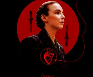 character, edit, and killing eve image