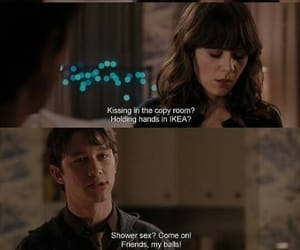 500 Days of Summer, movie, and quotes image