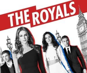 drama, the royals, and british royal family image