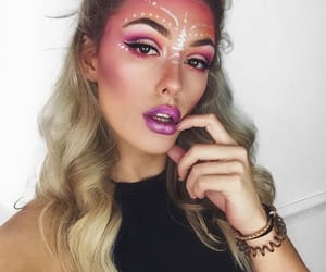 festival and makeup image