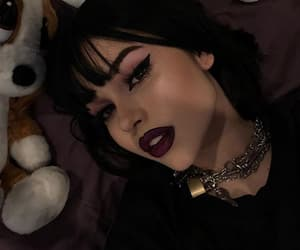 maggie lindemann, aesthetic, and dark image
