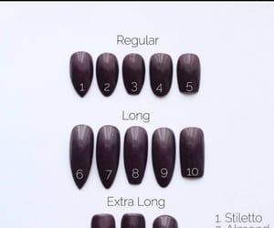 acrylic, nails, and shape image