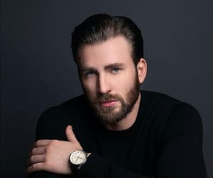 Marvel, captainamerica, and chrisevans image
