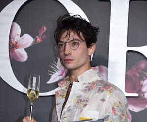 boy, ezra miller, and cute image