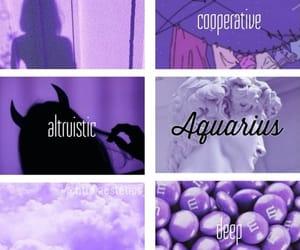 aesthetic, ♒, and aquarius image