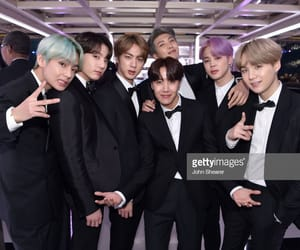 bts, seokjin, and namjoon image