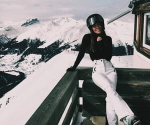 fashion and Skiing image