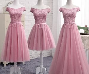 pink homecoming dresses, lace homecoming dresses, and cute homecoming dresses image