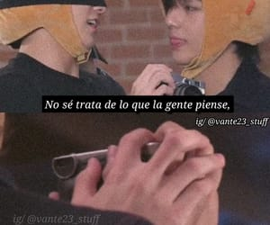 frases, frases tumblr, and vkook image