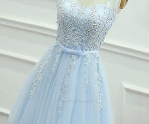 prom dresses, homecoming dress, and homecoming dresses blue image