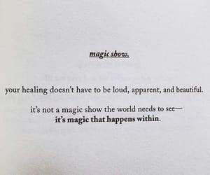 beauty, girl, and magic image