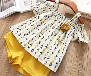 popreal, fashion, and toddler girl clothes sets image