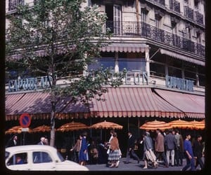 60s, 1960, and france image