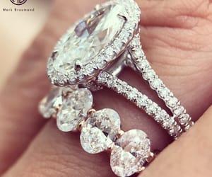 diamond, jewel, and ring image