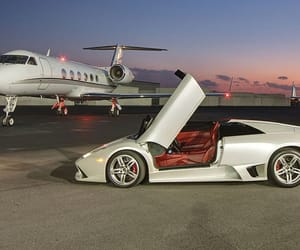 car, jet, and plane image