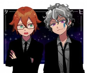 anime, inazuma eleven, and tatsuya kiyama image
