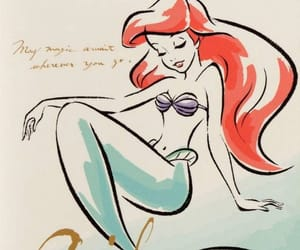 ariel and disney princess image