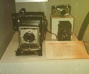 beautiful, vintage, and cameras image