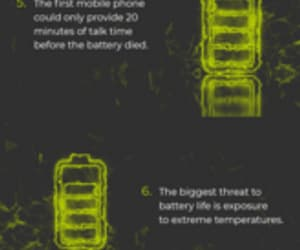 battery infographic image