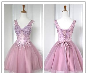lace dresses, dresses pink, and custom made dresses image