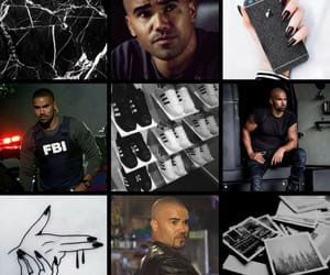 aesthetic, black, and criminal minds image