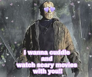 friday the 13th, hearts, and jason image