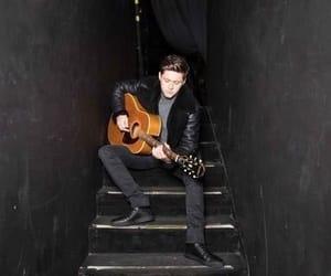 niall horan, guitar, and horan image