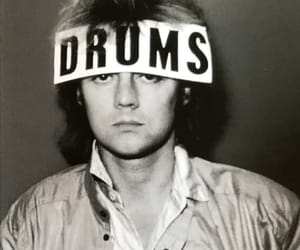 band, Queen, and roger taylor image