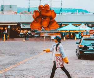 balloons, lifestyle, and photography image
