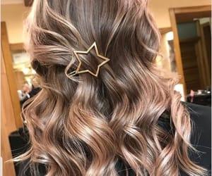 belleza, estrella, and hair image