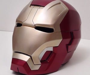 aesthetic, helmet, and Avengers image