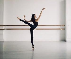 beautiful, dance, and ballerina image
