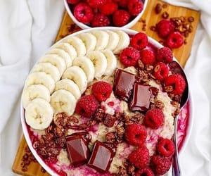 chocolate, breakfast, and food image