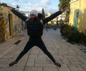 Athens, winter, and sporty look image