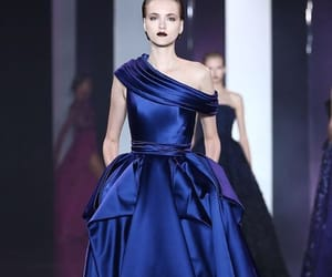 belleza, ralph& russo, and desfile image