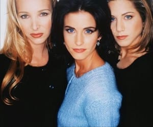 friendship, models, and monica image