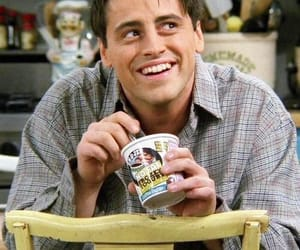 friends, Matt LeBlanc, and joey tribbiani image